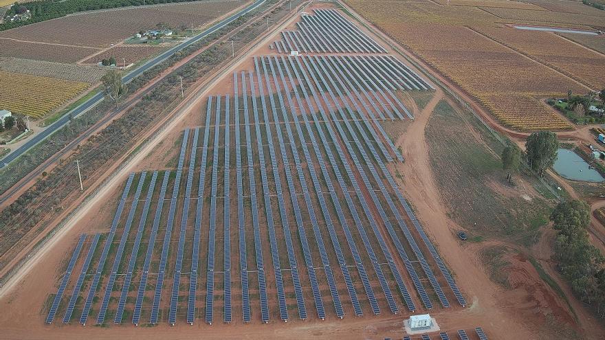 PVH suministra su seguidor solar a la fotovoltaica Francisco Pizarro de Cáceres, que será la más grande de Europa