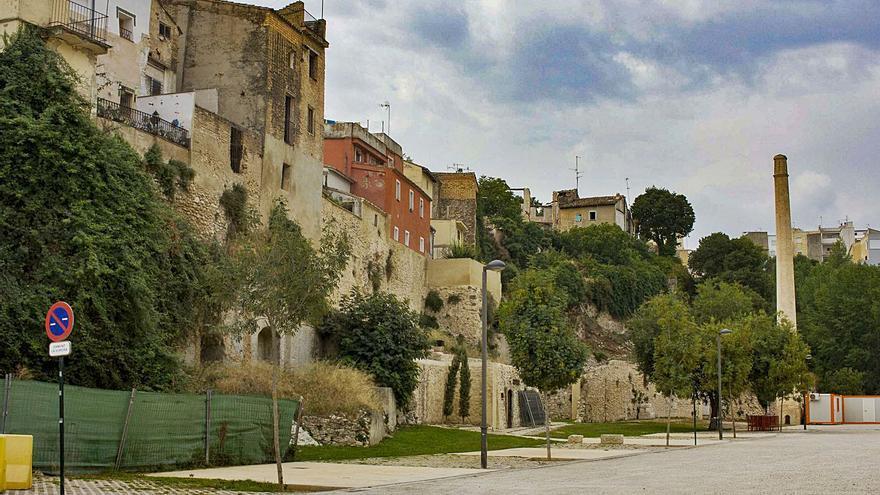 La restauración de la muralla medieval costará dos millones