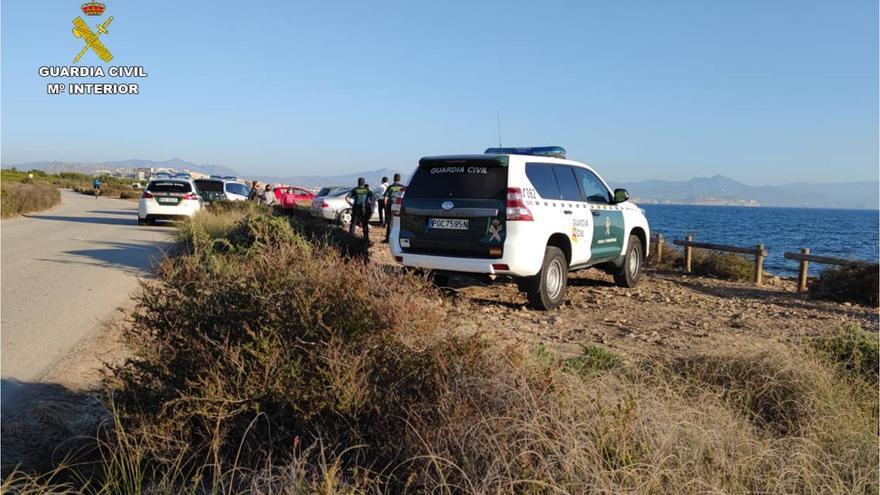 Localizan a tres personas desaparecidas en Santa Pola, Calp y Guardamar