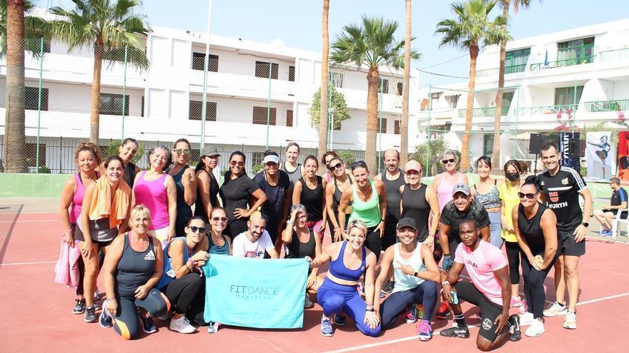 Éxito del evento de LES MILLS en Lanzarote