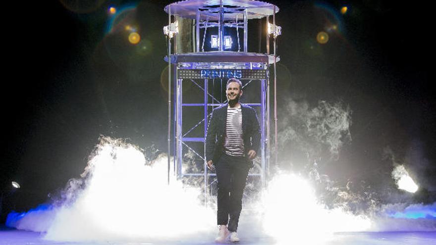 Más de 2000 entradas vendidas para 'Invención', el show de Jorge Blass en Tenerife