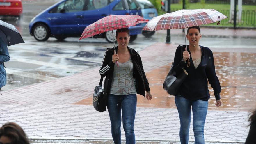 Las lluvias vuelven hoy a la Región de Murcia