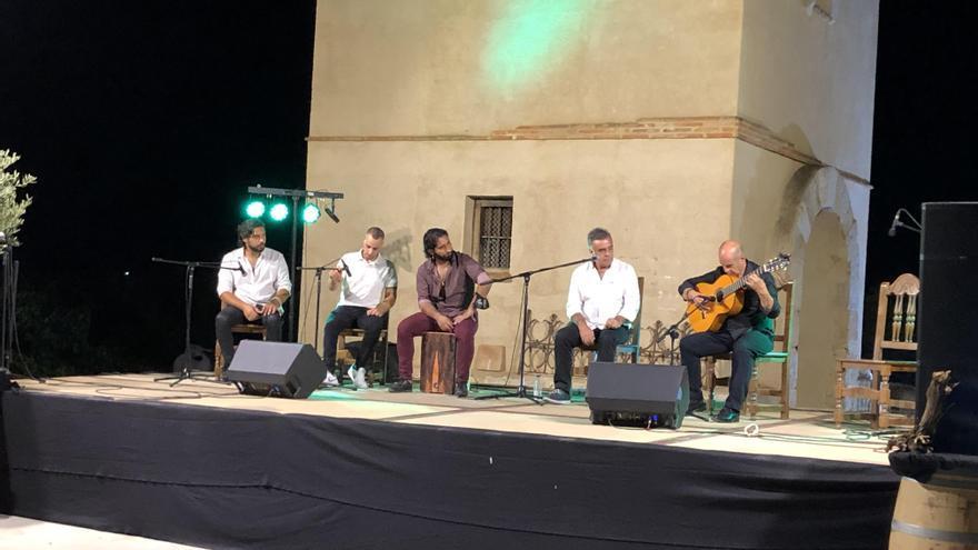 Flamenco y solidaridad en Toro