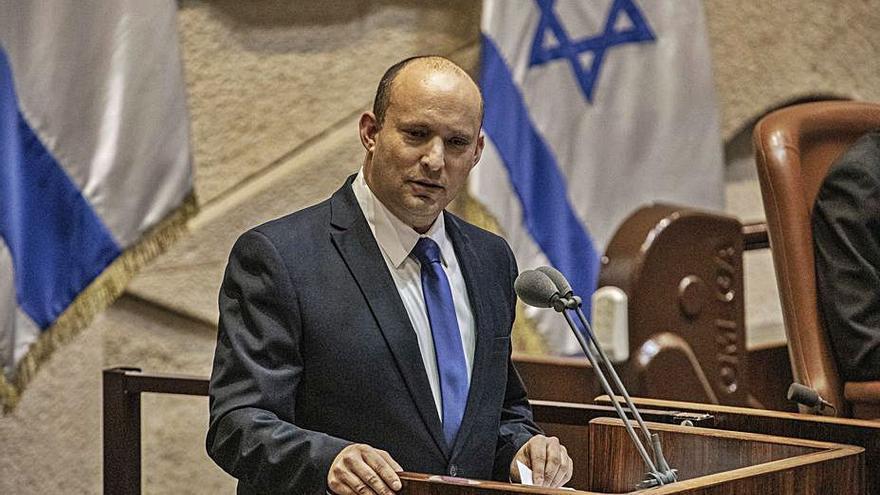 El Parlament israelià aprova el nou Govern i posa fi a l'era de Netanyahu