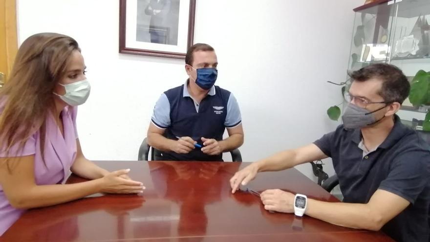 Peñíscola exigirá a la Generalitat mejoras del acceso por la CV-141