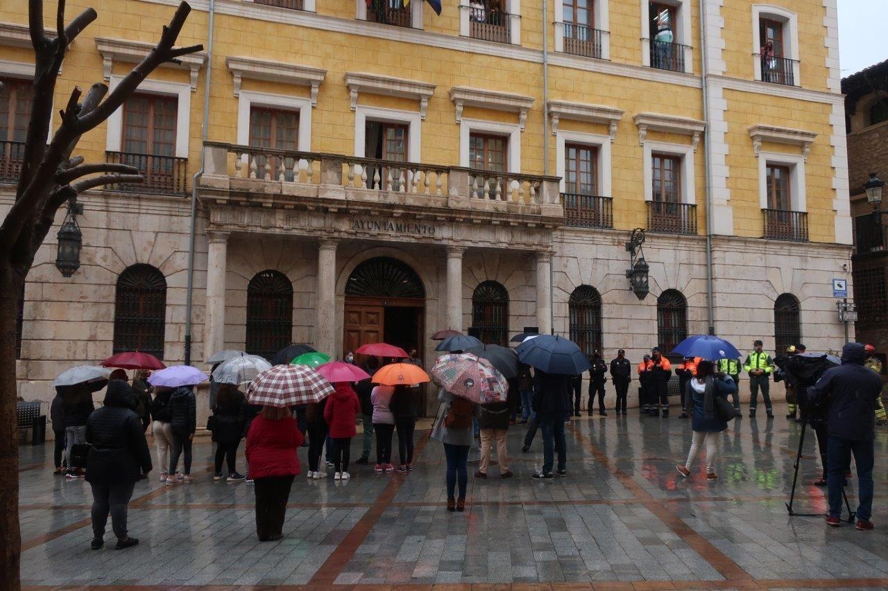 Teruel rinde homenaje a los más pequeños en el Día del Niño