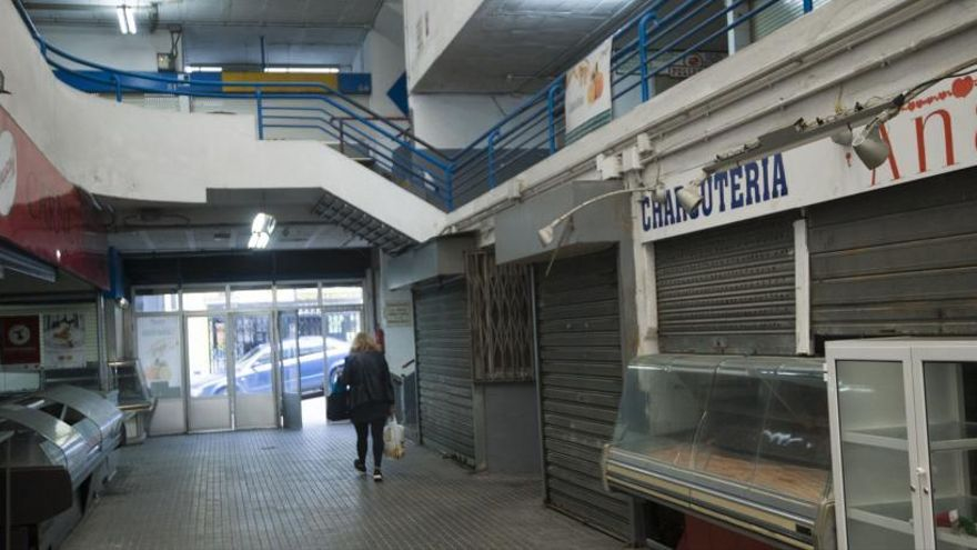 La reforma del mercado de Santa Lucía durará dos años y costará 6,3 millones
