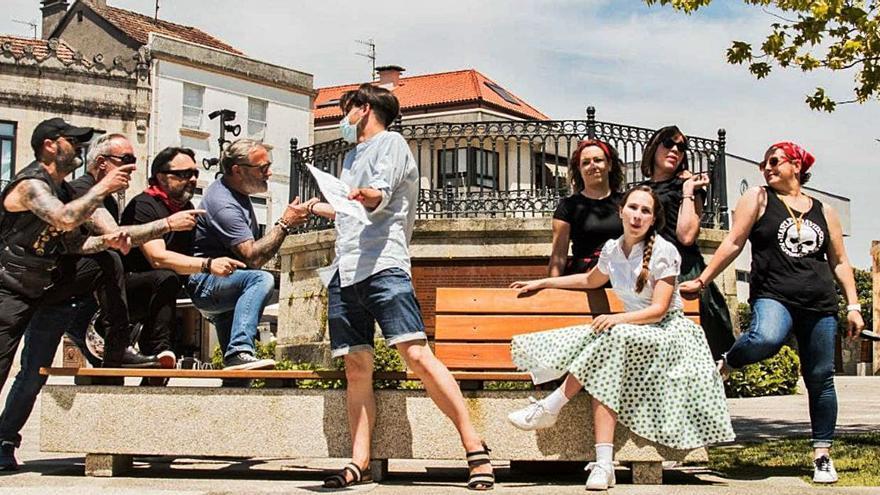 Gondomar presenta o seu verán cultural a ritmo do musical Grease