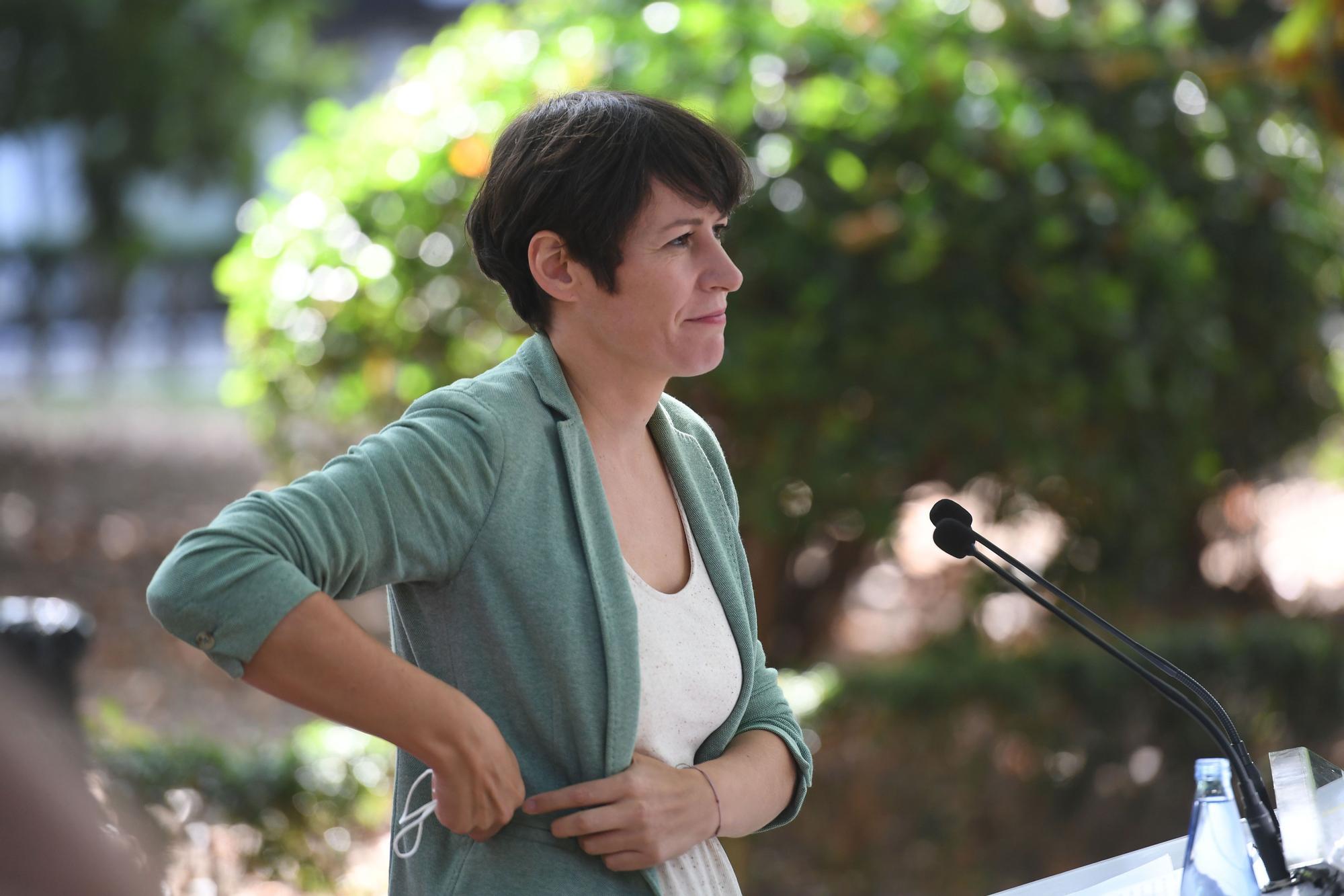 Ana Pontón abre el curso político 2021-2022 en A Coruña