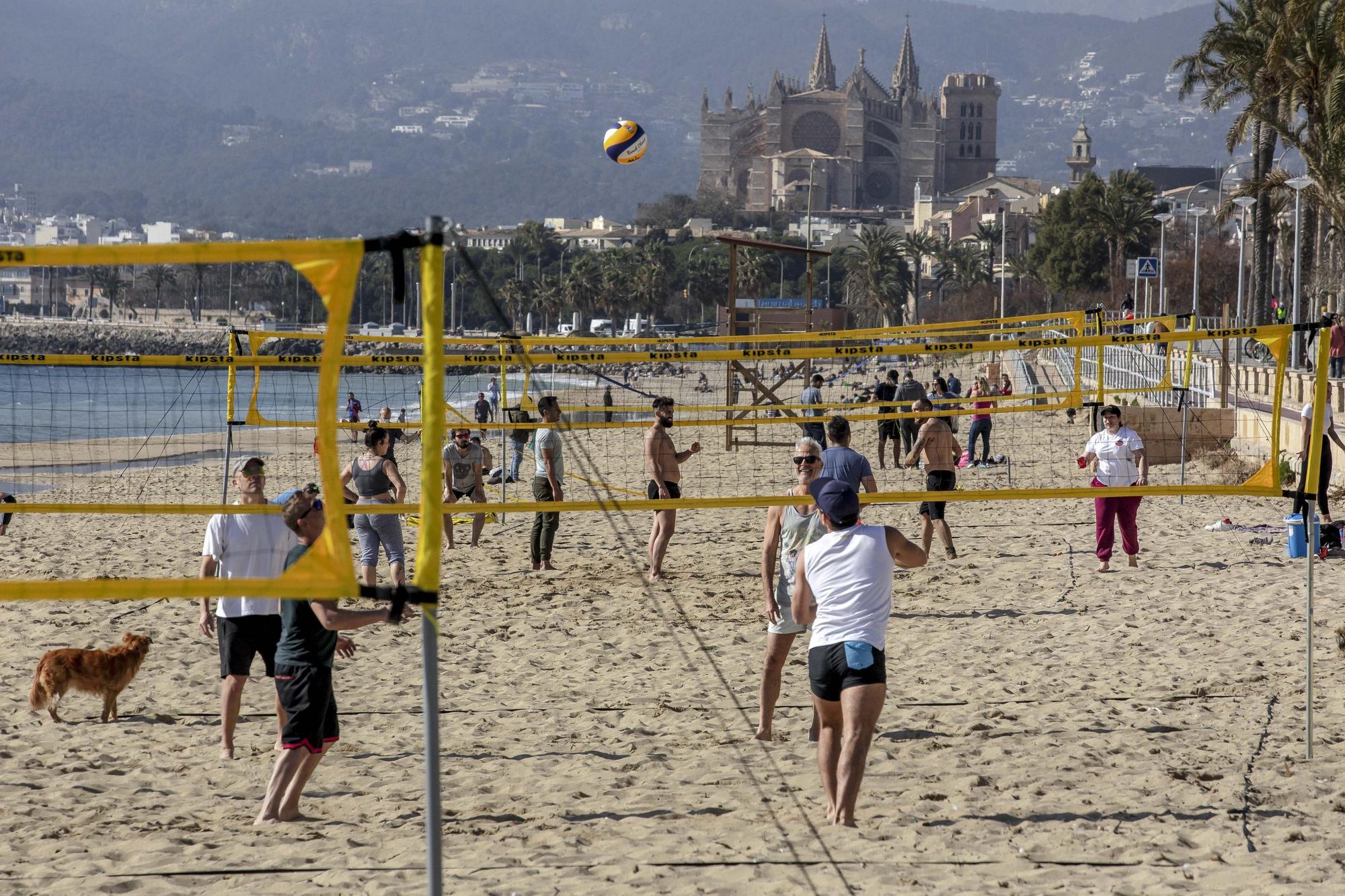 Salud no consideraría necesario usar la mascarilla en la playa con un núcleo de convivencia
