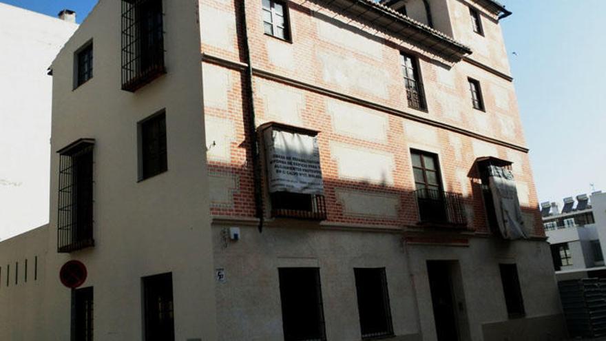 Licitan un contrato para elaborar un catálogo de pinturas murales en Málaga