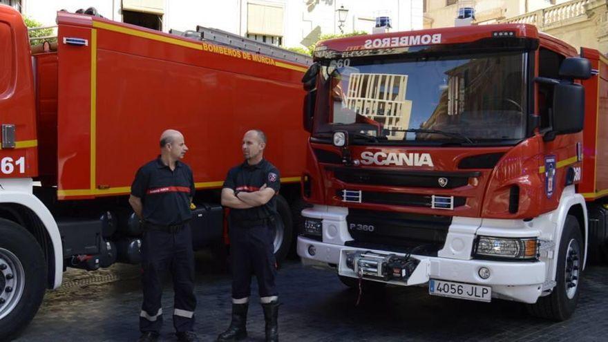 La Policía Local y los Bomberos de Murcia recibirán la próxima semana la vacuna contra la covid