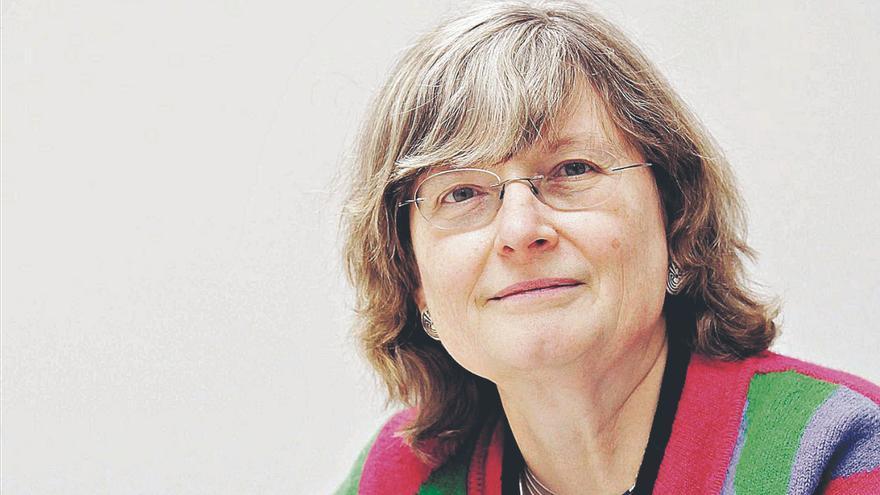 """Ingrid Daubechies : """"El sistema europeo no incentiva un pensamiento crítico en el científico"""""""