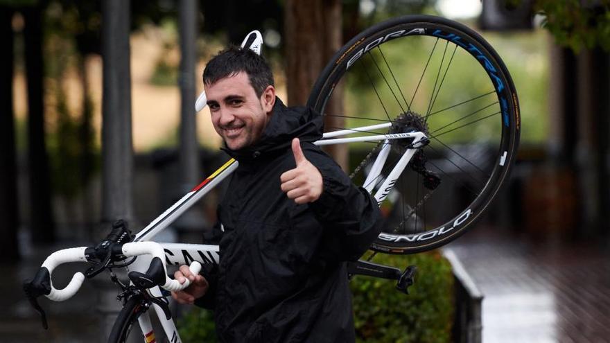 Muere en accidente de montaña un auxiliar del equipo ciclista Movistar