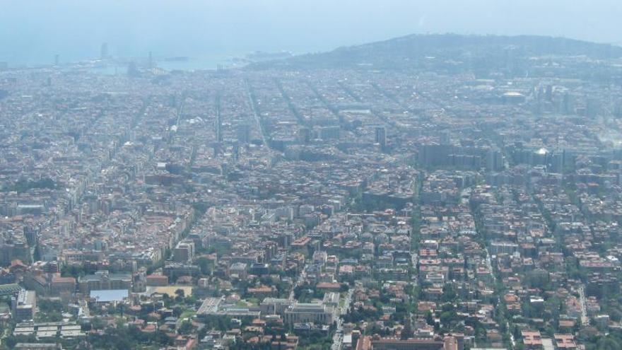 La Generalitat torna a activar l'avís per contaminació atmosfèrica a tot Catalunya