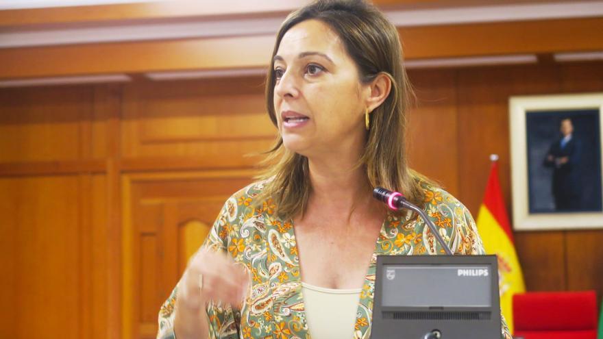 Ambrosio exige que se frene el retroceso en las políticas de igualdad en el Ayuntamiento de Córdoba