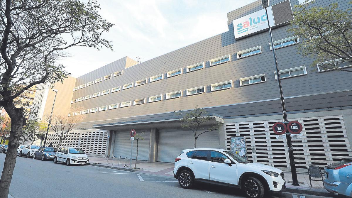 La Atención Continuada del centro de salud de Parque Goya se agrupará ahora en Picarral