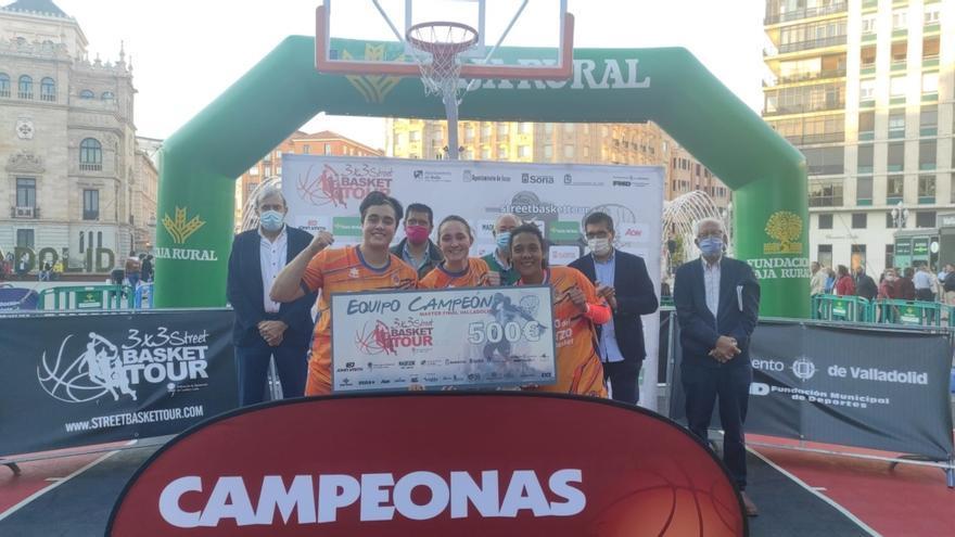 Valencia Basket, a por el Red Bull Halfcourt de Roma