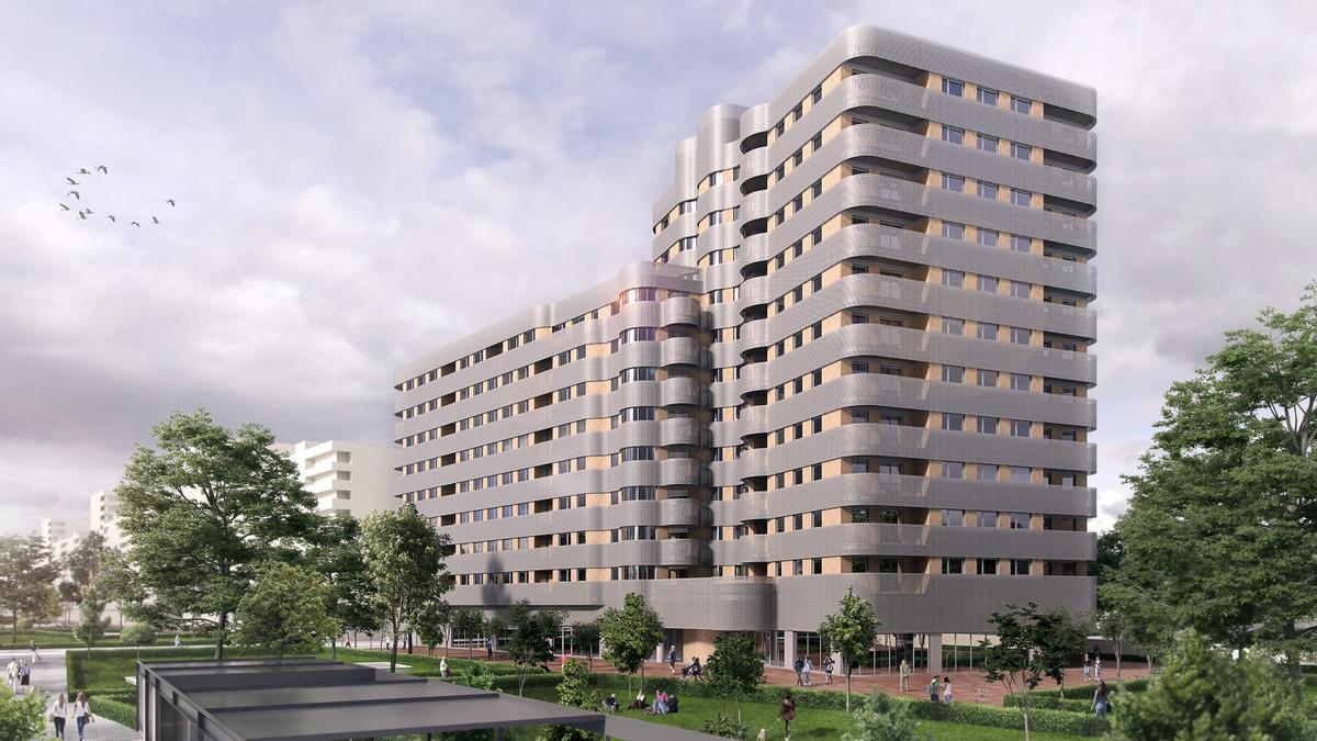 Las viviendas de protección oficial en Quart de Poblet ya se encuentran en construcción.