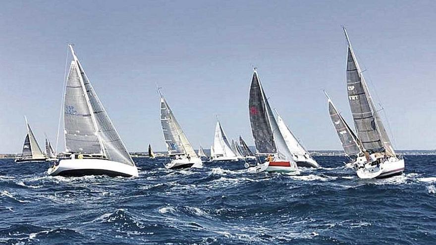 Arranca la Volta a Mallorca A3 con récord histórico de participación