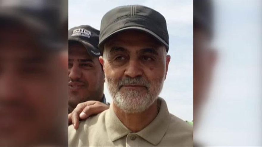 Estados Unidos mata al general iraní Soleimani