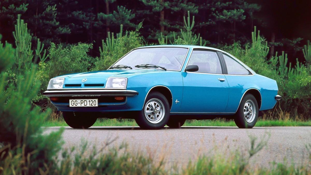 Opel Manta, la leyenda inspirada en el pez manta cumple 50 años