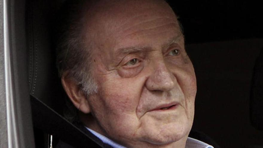 Así se gestó la salida de España de Juan Carlos I