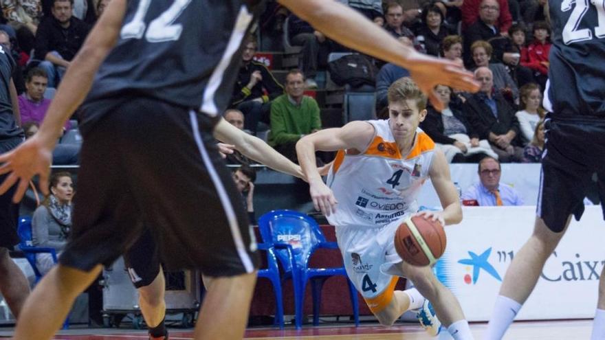 El Oviedo Baloncesto no jugará mañana en Lérida