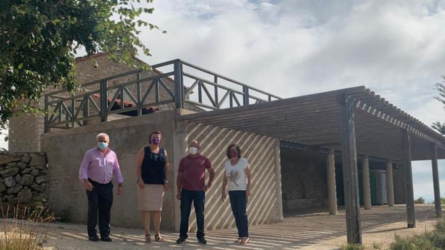 Diputación hace accesible el observatorio de Culla con una inversión de 30.000 euros