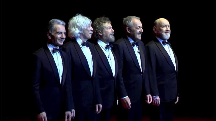 Les Luthiers, premio Princesa de Asturias de Humanidades