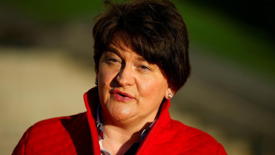 La ministra principal de Irlanda del Norte anuncia su dimisión