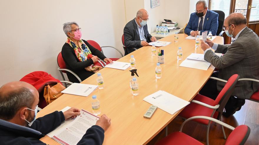 """Igea apuesta por hacer de Zamora """"una tierra de acogida"""" para frenar la despoblación"""