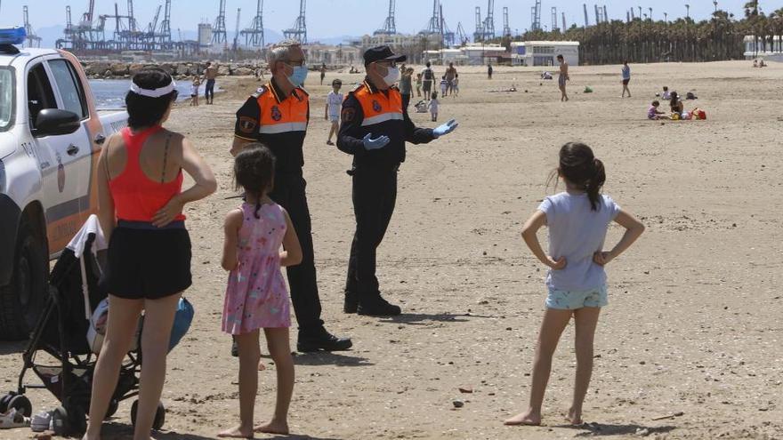 Aumentan un 33% los ahogamientos de menores en España