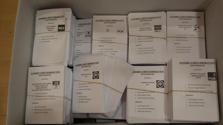 Sigue las Elecciones Generales 2019 con LA OPINIÓN-EL CORREO DE ZAMORA