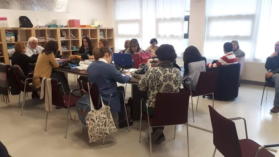 Los centros escolares en la crisis del coronavirus