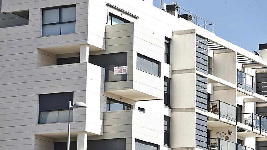 Les hipoteques d'habitatges a Catalunya es disparen el 43,3% el maig, fins a les 6.177
