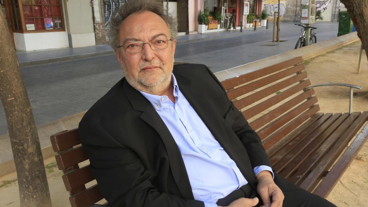 José Luis Vera, director jurídico de Divalterra detenido en la Operación Azud II.