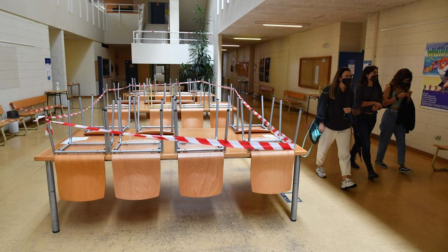 Coronavirus | Galicia acumula más de 2.600 positivos en la comunidad educativa y 114 aulas cerradas