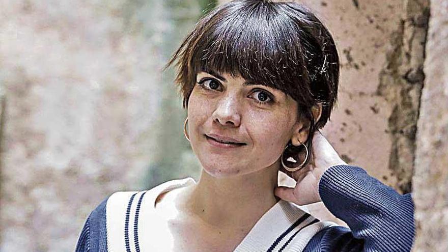 "Agnès Llobet: ""Me coloco junto al abismo porque tengo miedo a fracasar"""