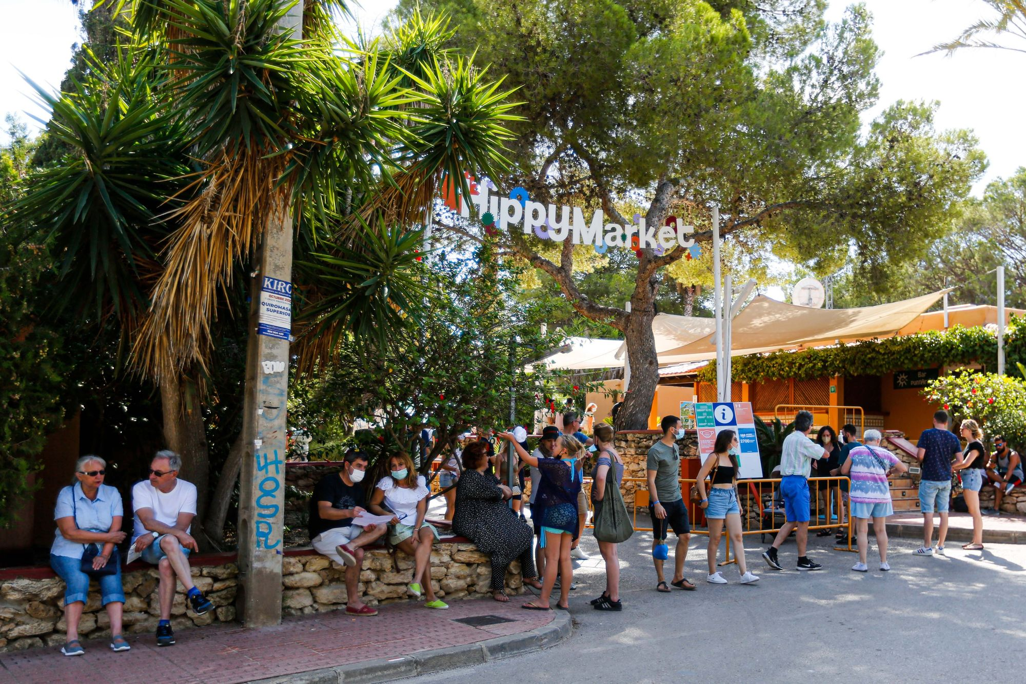 Hippy Market Punta Arabí