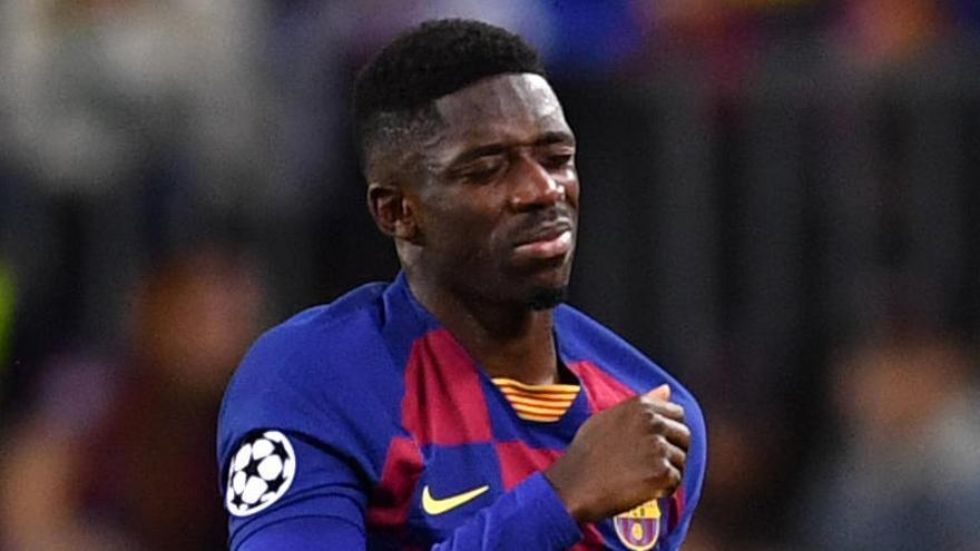 Autorizan al Barça a fichar un recambio de Dembélé