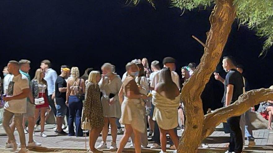 Partywütigen droht auf Mallorca ab jetzt 1.000 Euro Bußgeld