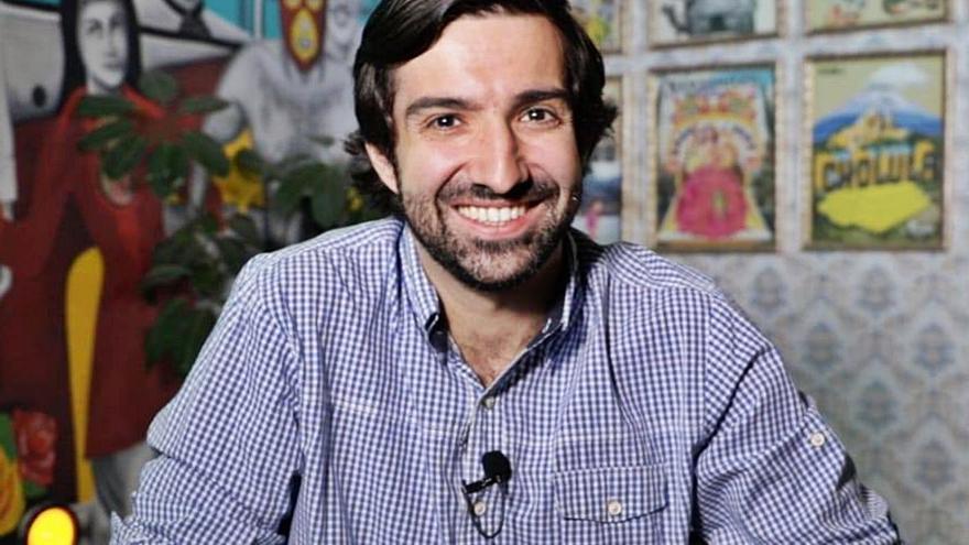 Asina ye Javier Puente, l'asturianu que se coló na llista Forbes de les trenta promeses empresariales de México