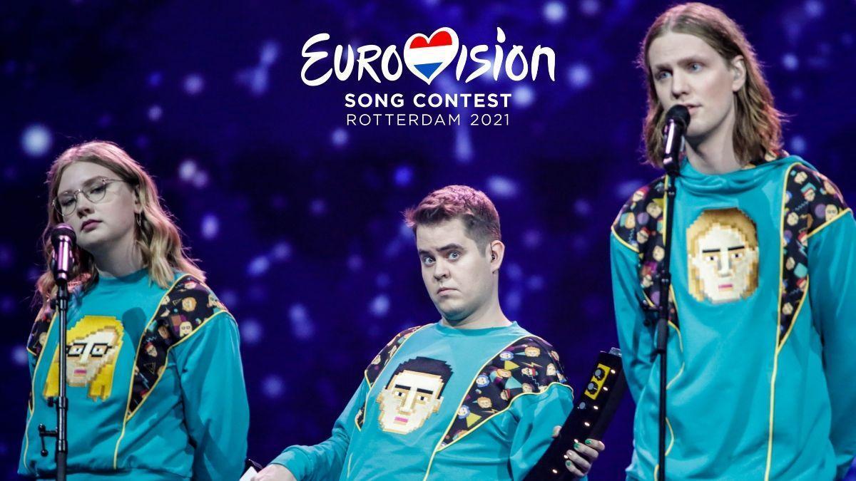 Dadi & Gagnamanid en su segundo ensayo individual en Eurovisión 2021