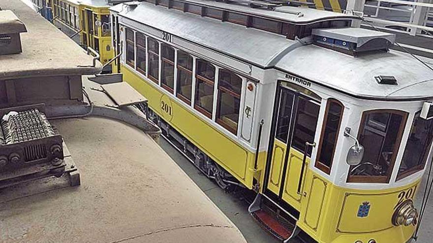 Fahren diese Waggons bald für die Straßenbahn in Sóller?