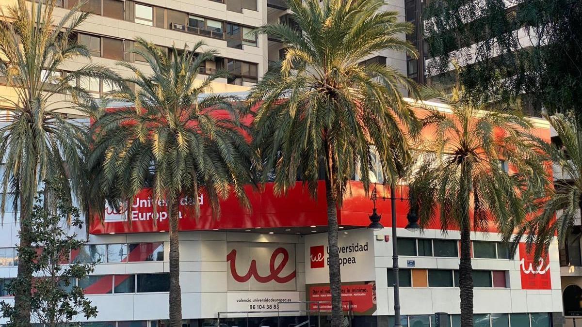 Sede de la Universidad Europea de València.