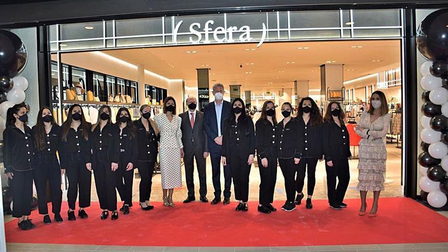 Sfera abre otra tienda en València, situada en el Centro Comercial El Saler