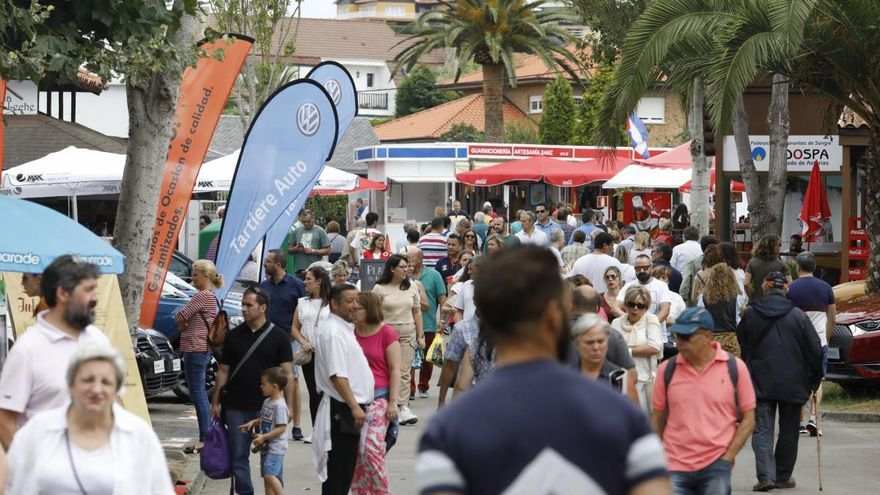 La Cámara estudia limitar aforos para hacer viable la Feria de Muestras