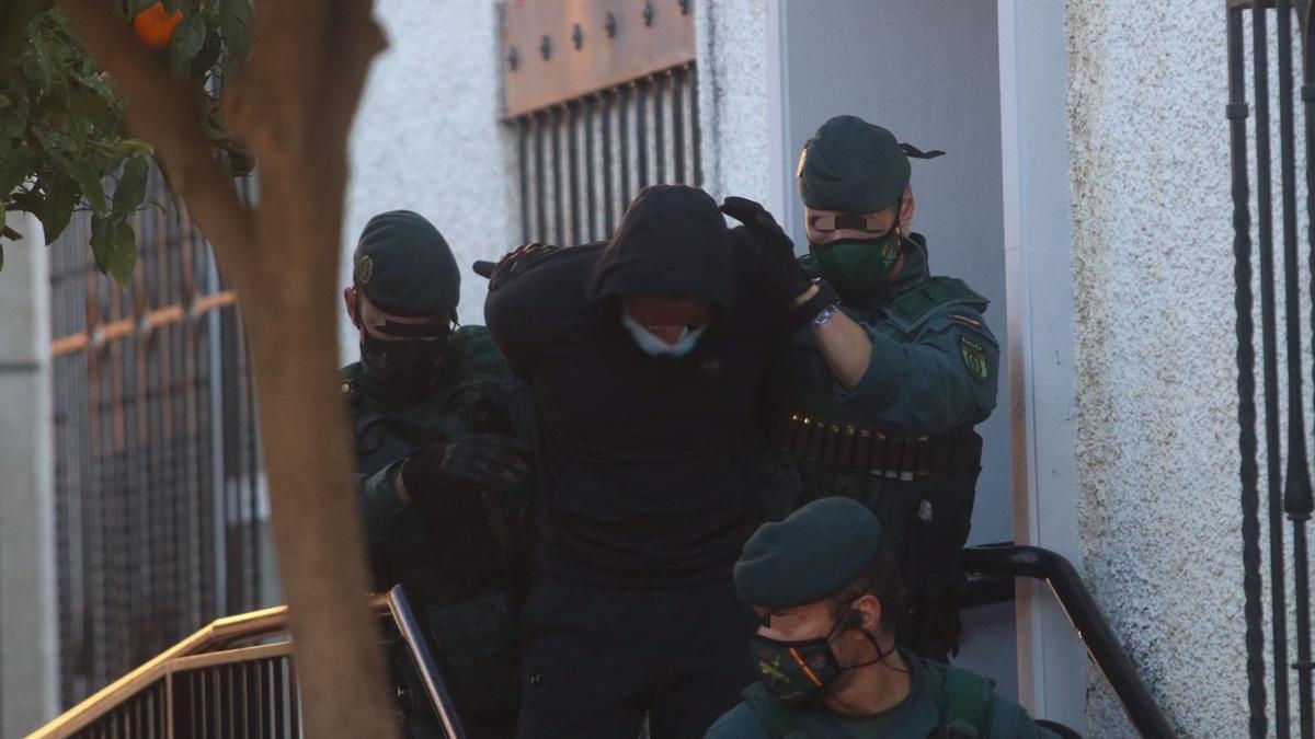 Cártama y Casabermeja no se personarán como acusación en el caso contra 'El melillero'.