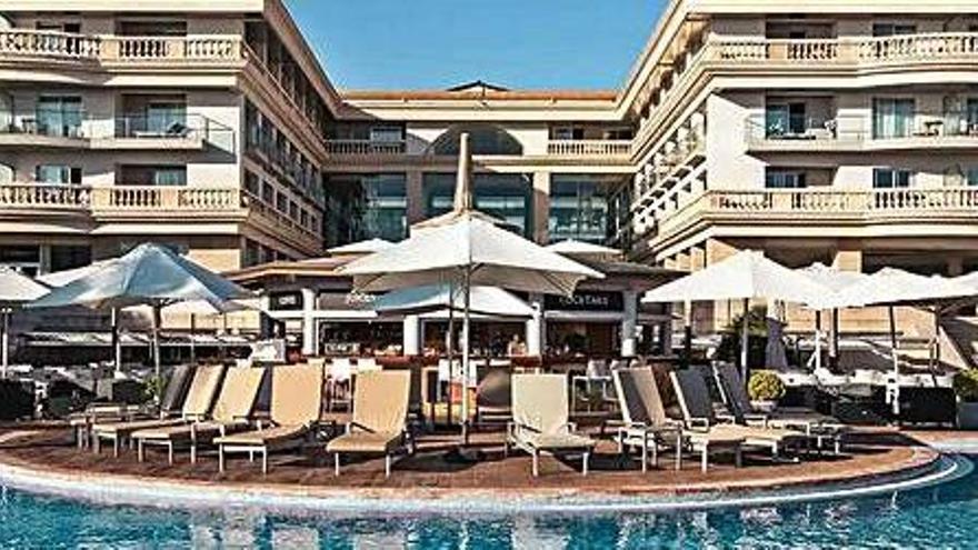 Barceló descarta estar negociando la compra de la hotelera de Globalia